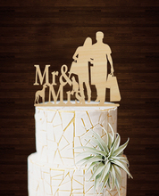 Popular Custom Bridal Shower Cakes Cake Supplies Cake Accessories Romantic Wedding Souvenirs Anniversaire Edible Cake Toppers