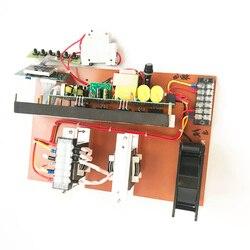 Przetwornik ultradźwiękowy wibracje PCB generator dla przemysłu maszyna do czyszczenia 1000 Watt 28 khz/40 khz