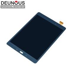 Новый сенсорный ЖК-экран для Samsung Galaxy Tab A 9,7 SM-P550 P550 SM-P555 P555 дисплей Сенсорная стеклянная Сенсорная панель дигитайзер сборка