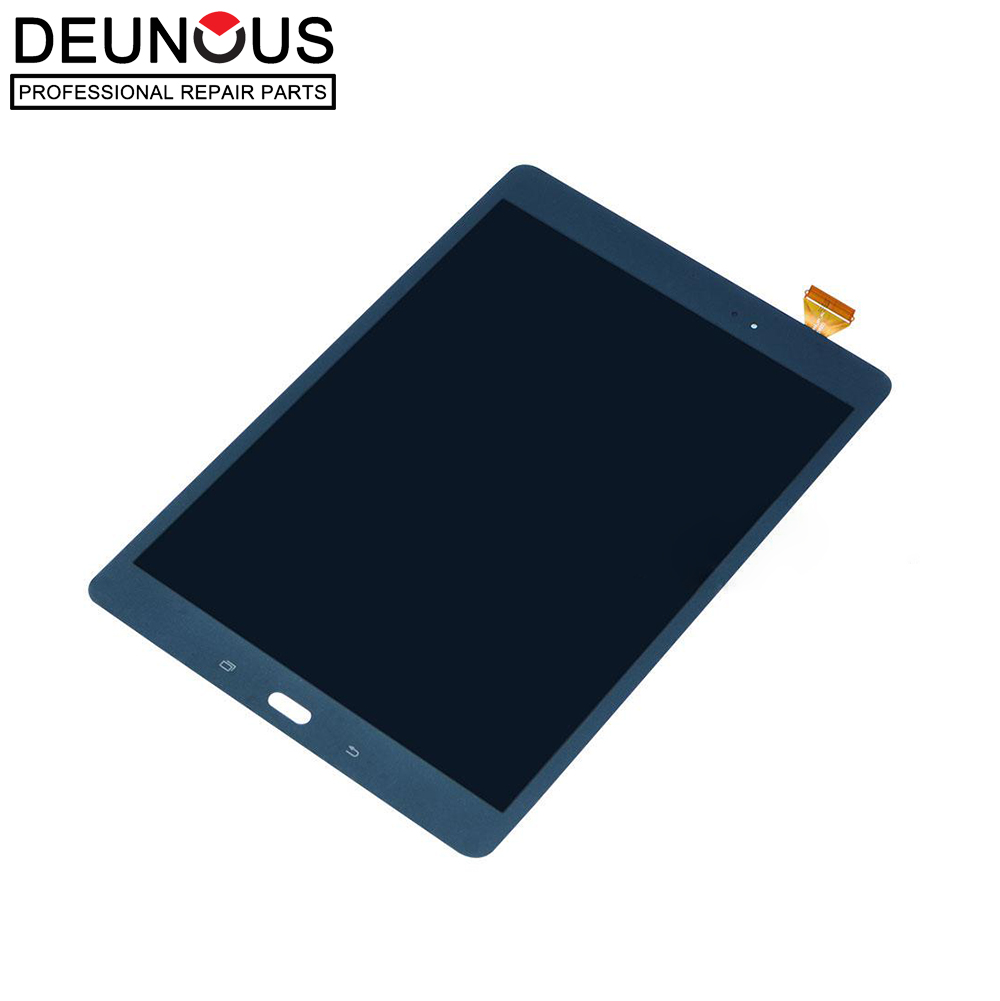 New LCD Touch Screen For Samsung Galaxy Tab A 9.7 SM-P550 P550 SM-<font><b>P555</b></font> <font><b>P555</b></font> Display Sensor Glass Touch Panel Digitizer Assembly image