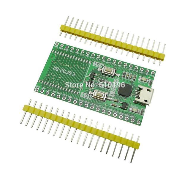ESP32 Module Development Board Wifi Blueooth CP2102 Chip ESP32-Bit ESP3212 Support Linux Window Mac