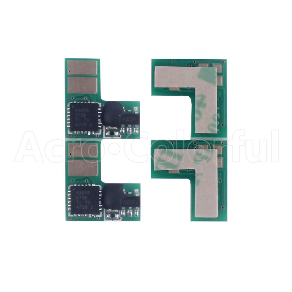 Chip for hp colour cf 400 a cf 400 m252dw m 277n m 252 mfp 252 n - Cf400a Cf401a Cf402a Cf403a Toner Chip For Hp Laserjet Pro Mfp M277 M277n M277p M277dw M252