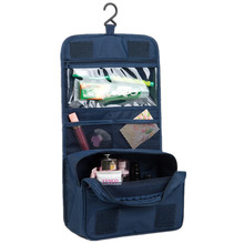 Large Travel Hanging Cosmetic Bags Organizer Makeup Case Box Vanity Toiletry Was