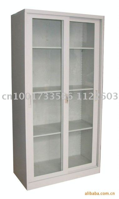 metal storage cabinet with doors steel office cabinet storage cabinets glass door 23285