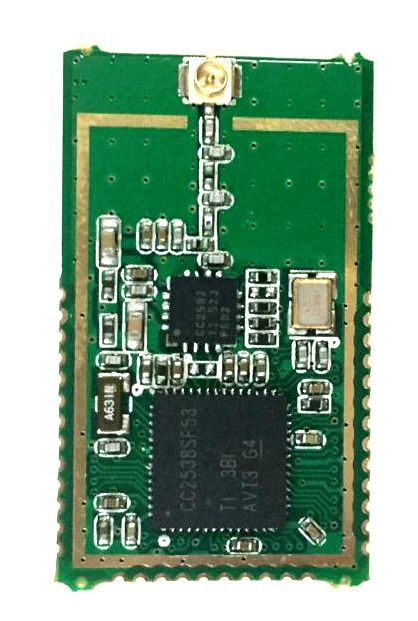CC2538  ADD  CC2592 Module Communication Distance Support Zigbee 6lowpan freeshipping rs232 to zigbee wireless module 1 6km cc2530 chip