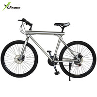 New X Front Brand Retro 26 17 Inch 21 Speed Disc Brake Road Bike City Travel