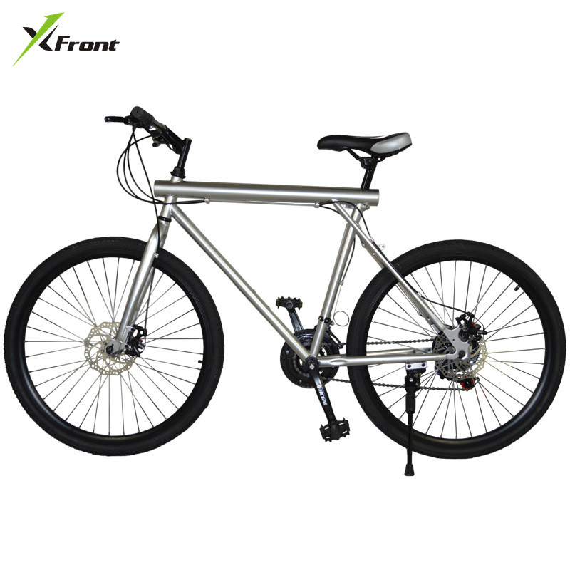 New X-Front Brand Retro 26*17 Inch 21 Speed Disc Brake Road Bike City Travel Bicycle