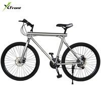 New X Front Brand Retro 26 17 Inch 21 Speed Disc Brake Road Bike City Travel