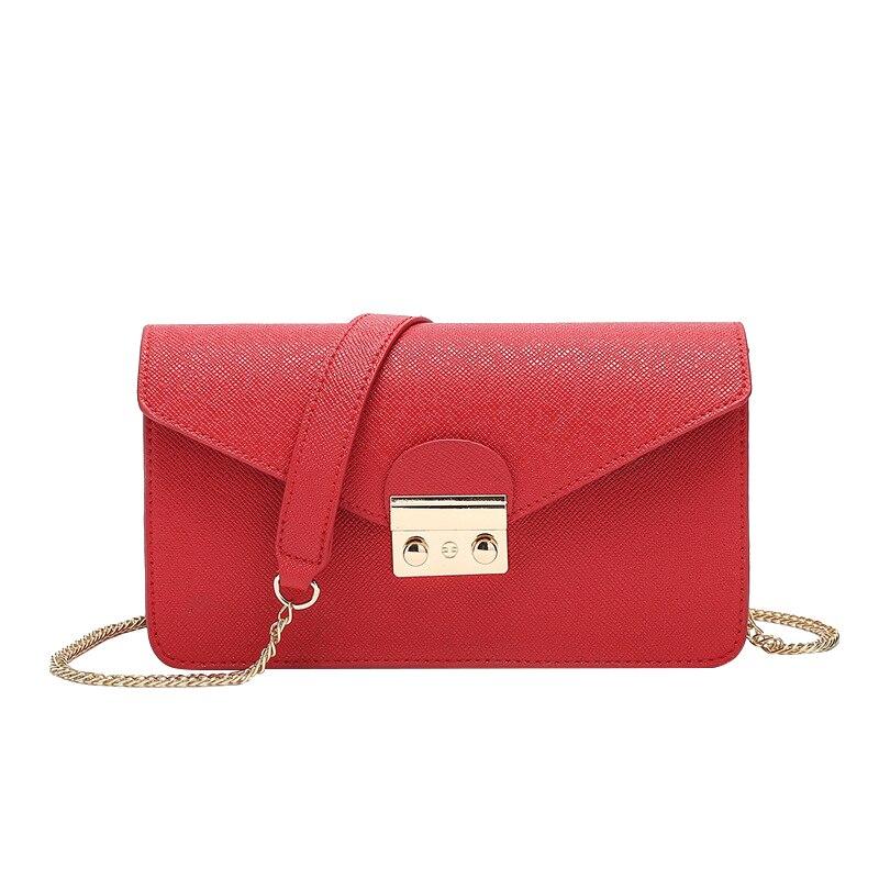 Brief Designers Women Messenger Bags Hasp Lock Chain Strap Shoulder Bags Ladies Small Flap Crossbody Bag Female White Summer