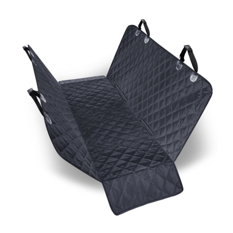 Couverture de siège de chien couverture de siège de voiture pour animaux de compagnie couverture de siège pour animaux de compagnie hamac 600D résistant imperméable à l'eau résistant aux rayures antidérapant Durable doux pour animaux de compagnie