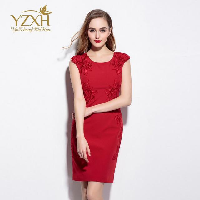 Women Sexy Tight Dress Summer Bodycon Black And Red Plus Size Party