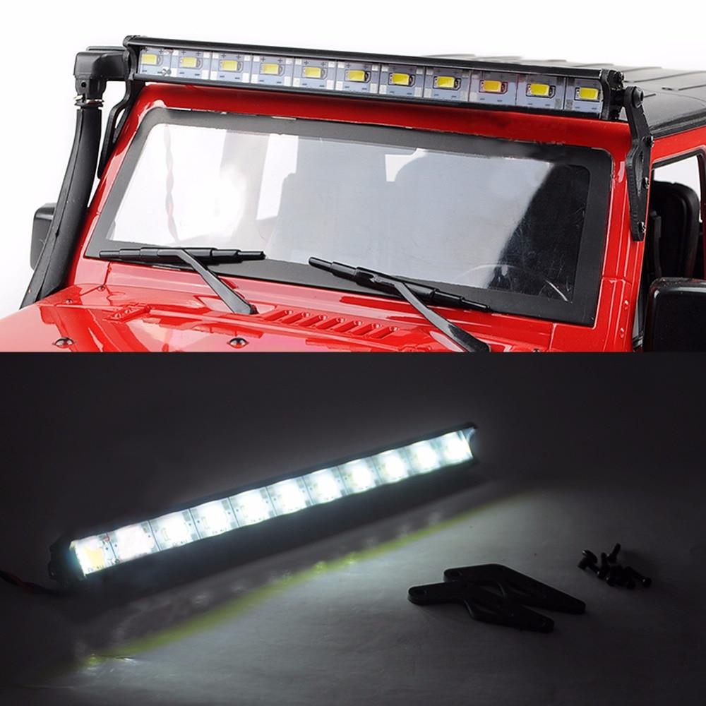 RC Car Roof LED Light Bar 11 LED Light Bar Bright Lamp