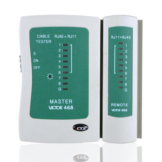 Fast arrival LCD network tester meter Internet Speed Test ...