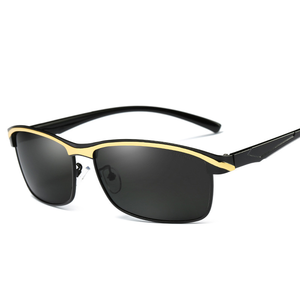 Image 4 - 2019 New men and women Polarized Sunglasses fashion sunglasses brand woman Polarized sunglasses for outdoor sport Decorations-in Driver Goggles from Automobiles & Motorcycles