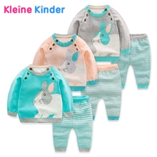 2Pcs Baby Cardigan Kids Sweaters Set Tiny Cotton Knit Sweters Sets Pullover Boys Sweaters +Pants Suit Newborn Baby Clothing Set