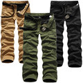 Hot Selling High Quality Men's Winter Cargo PANTS Plus thick velvet Fleece Inside Man Camouflage PANTS You Deserve It Size 29-40