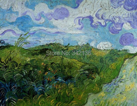 Modern Canvas Famous Artist Oil Painting Van Gogh Wall Art For Office Room Decoration Landscape Pictures