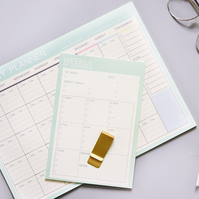 Krásná květinová měsíční papírová podložka 20 listů 21 * - Bloky a záznamní knihy - Fotografie 5