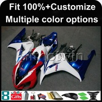 23colors Tank Cover Injection Mold Motorcycle Bodywork Cowl For HONDA CBR1000RR 2006 2007 CBR 1000 RR