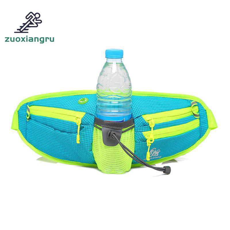 Relojes Y Joyas Zuoxiangru New Running Bag Hydration Belt Women Men Sport Running Waist Bag Waterproof Jogging Gym Waist Pack With Water Bottle With The Most Up-To-Date Equipment And Techniques
