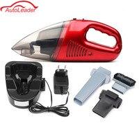 Portable Car Vacuum Cleaner Multi Function 60W 12V Mini Car Cleaners Wet And Dry Vacuum Cleaner