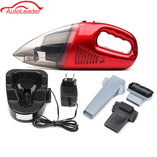 Portable Car Vacuum Cleaner Multi Function 60W 12V Mini Cleaners Wet And Dry