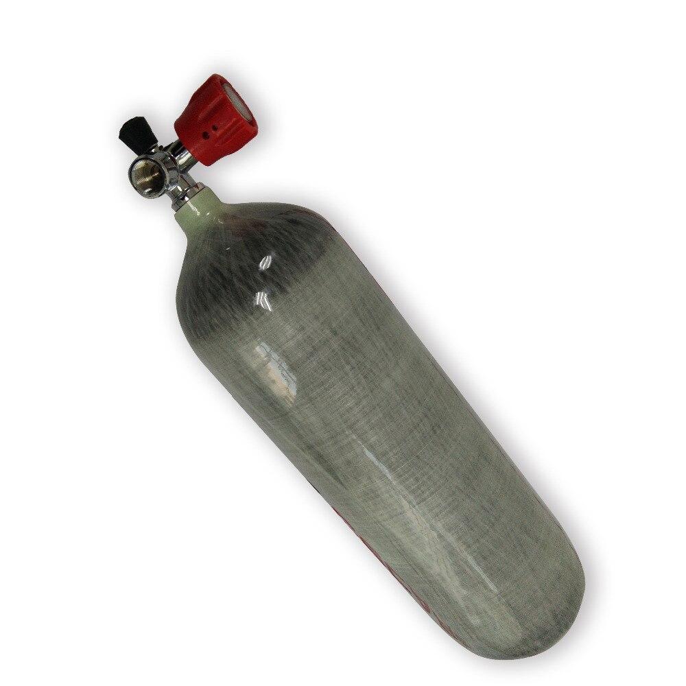 AC10911 9L CE cylindre en fibre de Carbone Haute Pression Cylindres Airforce Condor Pcp bouteille de plongée Plongée Fusil Pcp Aqualung Plongée-Y