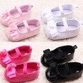 Nuevo Bebé Recién Nacido Niñas Zapatos de Prewalker Primeros Caminante Precioso Zapatillas Infantiles Kids Muchacha de La Princesa 2017