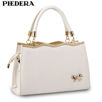 2015 New Famous Brand Fashion Women Bags Summer Korean Style Candy Color Bowknot Women Handbag Designer