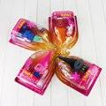 4 Estilos 19 cm Action Figure Brinquedos com caixa de Trolls Ramo de Papoula Critter Skitter Trolls PVC Figuras Brinquedos Para As Crianças