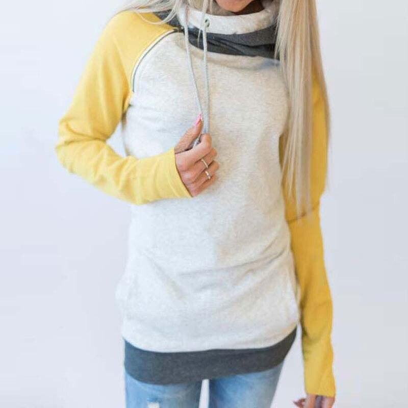 Women's Autumn Hoodie Sweatshirt 17