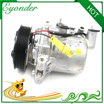 AC A/C Air Conditioning Compressor Cooling Pump for Peugeot 301 1.6L 1.6 CITROEN C-Elysee 9676011680 9806599380 JSR11T602078