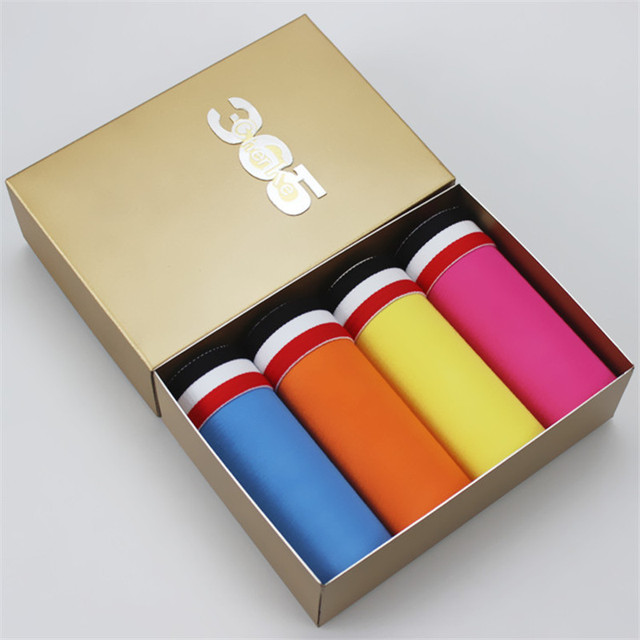 chenke Underwear Men Boxer transparent mens 3 color modal gay brand cuecas boxer calzoncillos hombre boxer marca