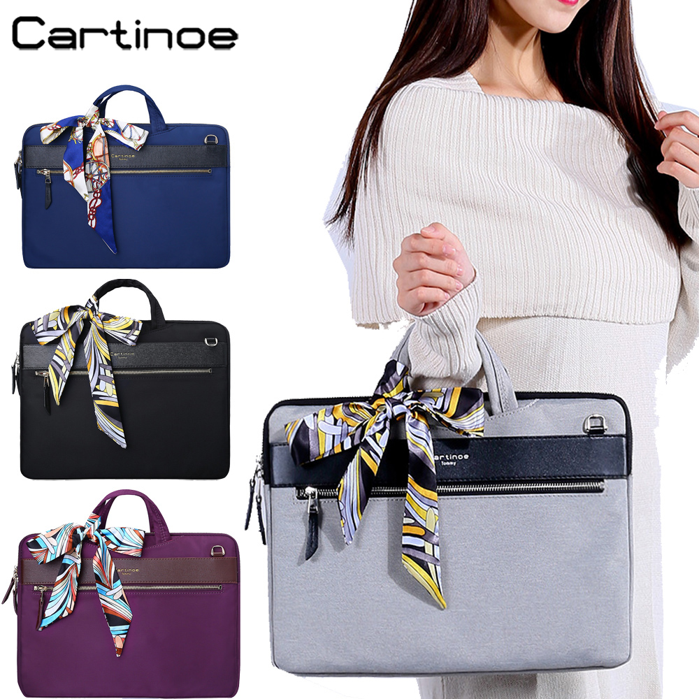 Fashion Women Handbag Laptop Bag 15 14 13 12 11.6 inch Notebook Shoulder Messenger Bag for Macbook Air Pro Computer sleeve case