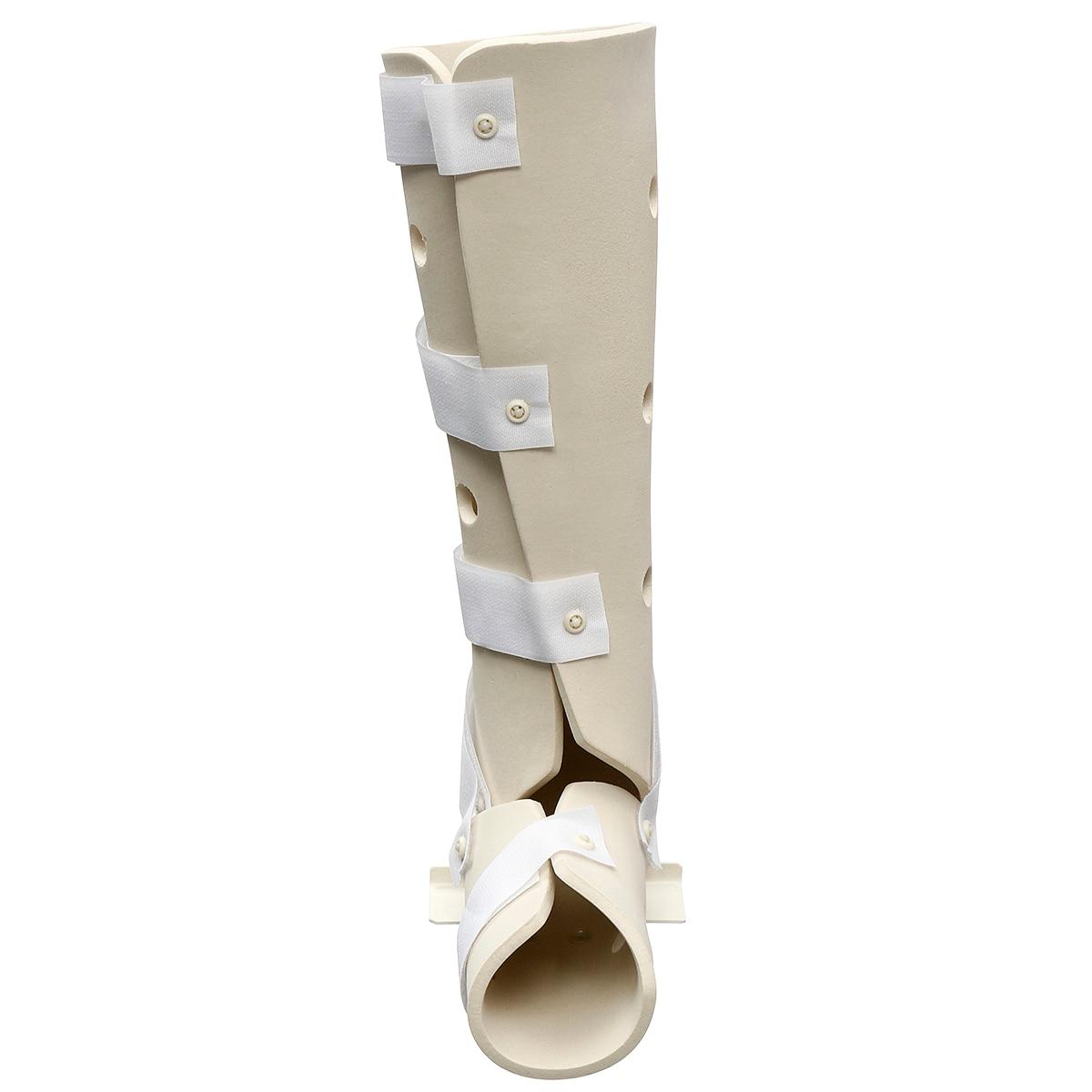 KIFIT 1Pcs Foam Soft Splint Boot Brace Ankle Support For Tendinitis Plantar Fasciitis Heel Spurs Fixed Orthotics Nursing Care