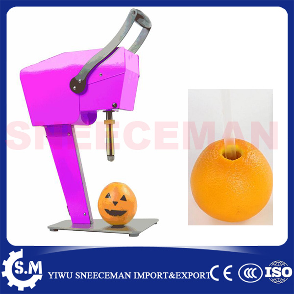 Pure Natuurlijke Fruit Juicer machine handmatige juicer maker