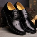 Shoes For Men  Most Popular Leather  Mens Designer Shoes  Designer Brands Value China Thickness Bottom Wear-Resistant Pure Color