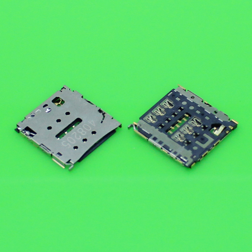 1 Piece Replacement for Huawei P6 and for Gionee S5.5 E7 GN9000 GN9002 GN9004 sim card holder socket tray slot module.KA-151