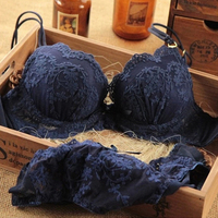 Vogue Secret New Luxury Brand Sexy Cup Bra Panties Set Strap Bralette Elegance Women Underwear Bra