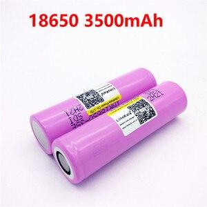 Image 4 - Liitokala 18650 3500 mAh 13A scarico INR18650 35E INR18650 35E 18650 batteria Li Ion 3.7 v Batteria ricaricabile