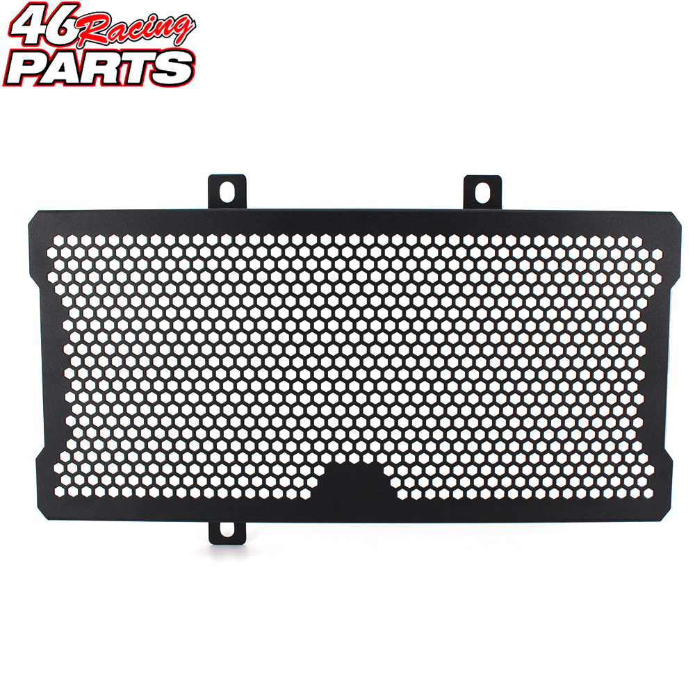 New Style Motorcycle Radiator Guard Protector Grille Grill Cover For Kawasaki NINJA 400/600 ER-4F ER-6F ER 4F/6F ER4F ER6F motorcycle accessories green radiator protective cover grill guard grille protector for kawasaki z750 z1000 2007 2015 2008 2009
