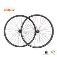 Sobato UD matte Full Carbon Fiber 29er Bike Wheels Clincher mtb model 29er