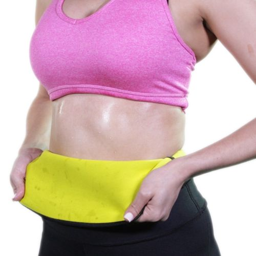 Body Shaper - Sweat Weight Loss - Yoga Sport Belts - Neoprene Sauna Shapers - Slimming Belt Waist 1
