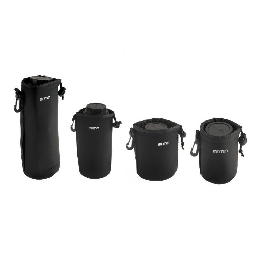 Neoprene Camera Bag Belt Loop For Dslr Camera Photo Bag  Waterproof Soft 3mm Thick Camera Lens Pouch Bag For Camera Bags