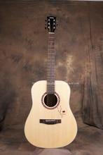 41  Acoustic Guitars,Spruce Top/Mahogany Body guitars With Hard case,Full size (Not cutaway body) guitar,Rhythm guitar