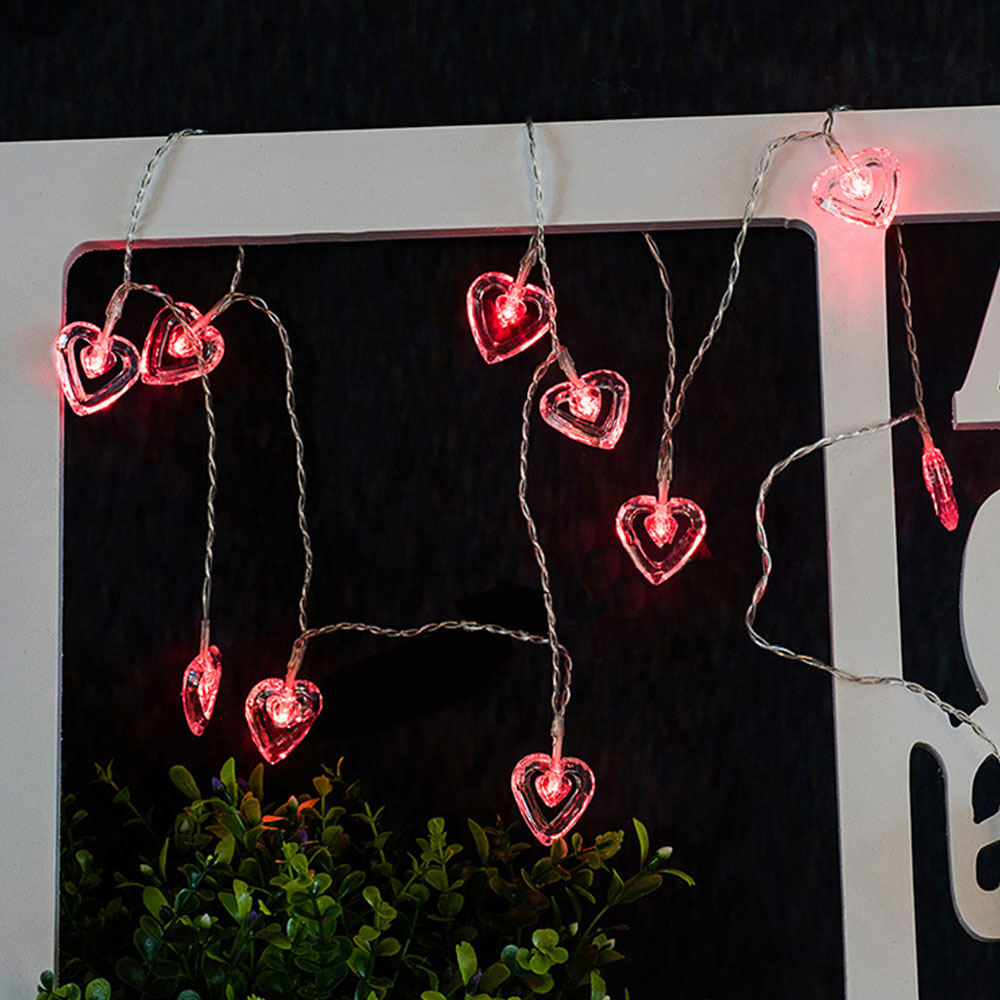 Outdoor Hanging Party Lights