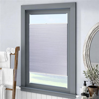 Blackout Cellular Honeycomb Blinds Shades Customized Curtain Window Treatment Many Colors For Choose Free Shipping