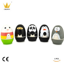 1PCS/lot Cartoon Travel toothbrush Case Portable UV Toothbrush Sanitizer Toothbrush Sterilizer Box
