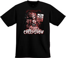 CREEPSHOW 'The Meest Plezier Je Ooit zult Hebben Wordt Bang 1982 Horror SHIRT Cool Casual trots t-shirt mannen Unisex fashion t-shirt gratis(China)