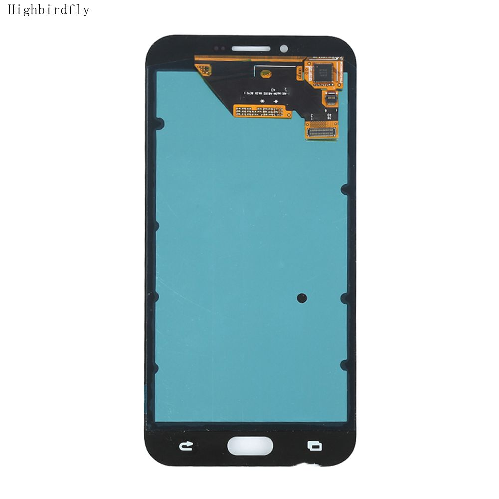 Highbirdfly For <font><b>Samsung</b></font> Galaxy A8 2016 <font><b>A810</b></font> SM-<font><b>A810</b></font> a810i <font><b>Lcd</b></font> screen Display+Touch Glass Digitizer Assembly Amoled image